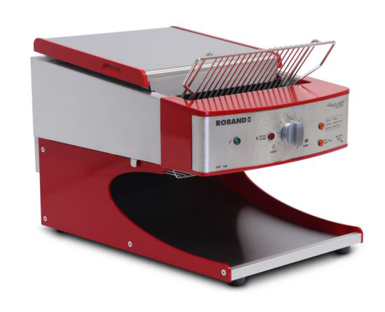 Roband ST350AR Sycloid Toaster Red 350 Slices
