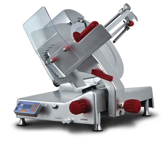 Noaw NS350HDA Fully Automatic Slicer  Heavy Duty