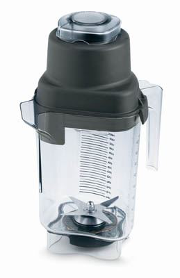 Vitamix VM15894 Advance Container 2L with Blade Plug & Lid