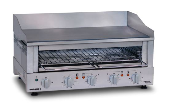 Roband GT700 Griddle Toaster Very High Production