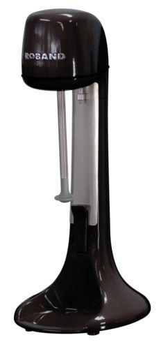 Roband DM21B Milkshake Mixer Black