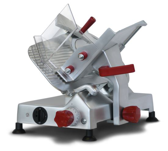 Noaw NS250HD Manual Gravity Feed Slicers Heavy Duty 250mm Blade