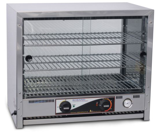 Roband PA40L Pie and Food Warmer 40 Pie Capacity