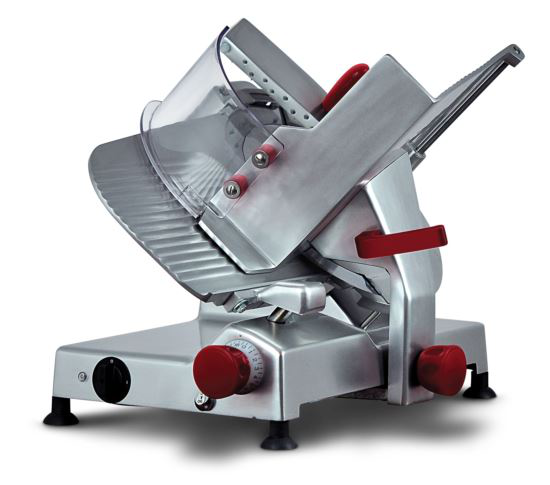 Noaw NS350HD Manual Gravity Feed Slicers Heavy Duty 350mm Blade
