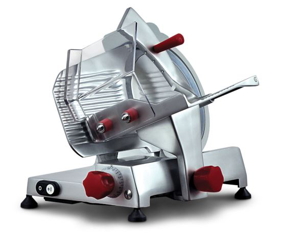 Noaw NS250 Manual Gravity Feed Slicers Medium Duty 250mm Blade