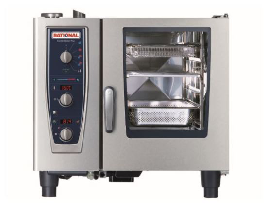 Rational CMP61 CombiMaster Plus 6 Tray Electric Combi Oven