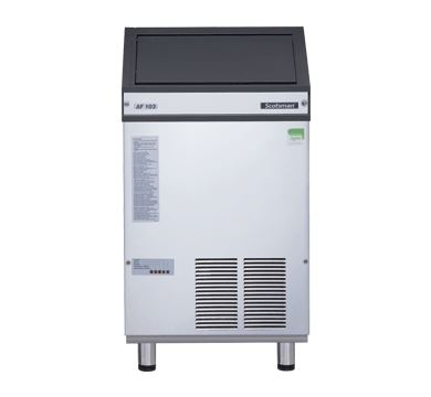 Scotsman AF 103 AS 102kg Ice Maker Self Contained Ice Flaker