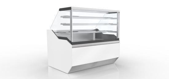 CIAM VRT3PV161I Vertigo 3 Refrigerated Ventilated Pasty Showcase