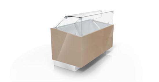 CIAM SQR4RV150I 6040 Ventilated Refrigerated Showcase R4