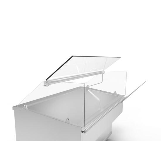 CIAM SQR5RV150I 6040 Ventilated Refrigerated Showcase R5
