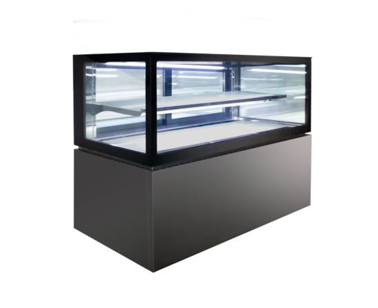 Anvil Aire NDSJ2740 1200mm 2 Tier Refrigerated Display
