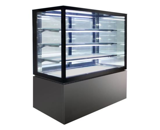 Anvil Aire NDSV4730 900mm 4 Tier Refrigerated Display