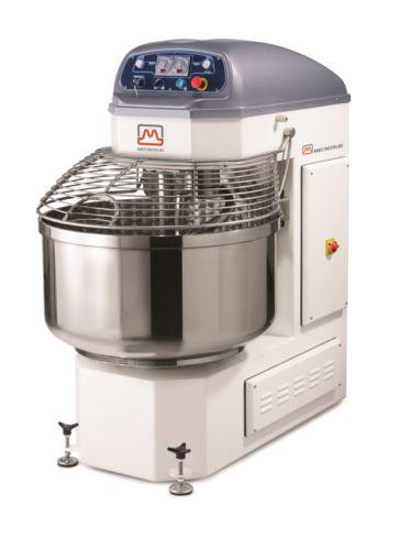 Mecnosud SMM1080 Dual Motor Spiral Mixer 80kg