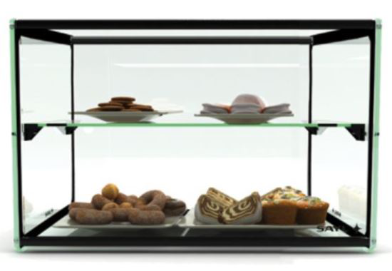 SAYL ADS0010 Ambient Display Double Tier