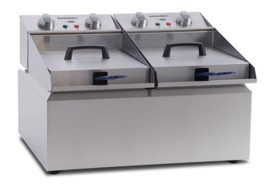 Roband FR111 Single Pan Countertop Fryer 11L