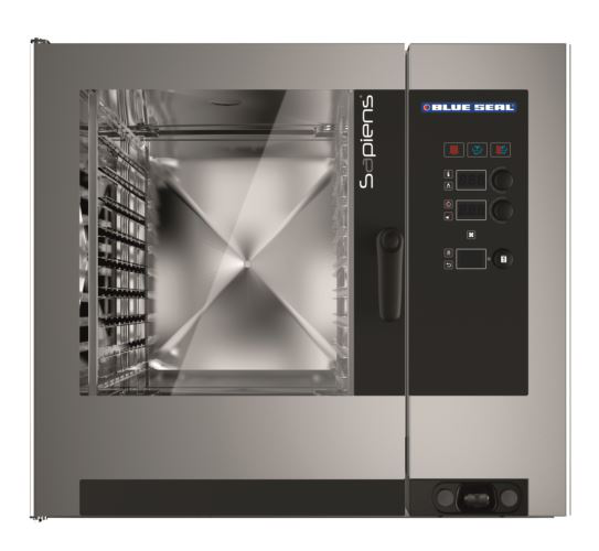 Blue Seal Sapiens E20RSDW 20 Tray Electric Combi Oven