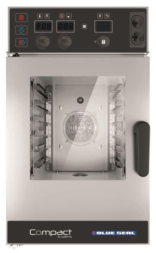 Blue Seal Sapiens EC623RSDW 6 Tray Electric Compact Combi Oven