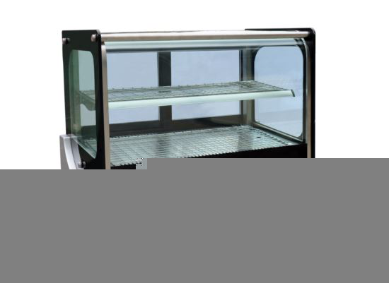 Anvil Aire DGHV0530 Countertop Heated Display Cabinet Square 900mm