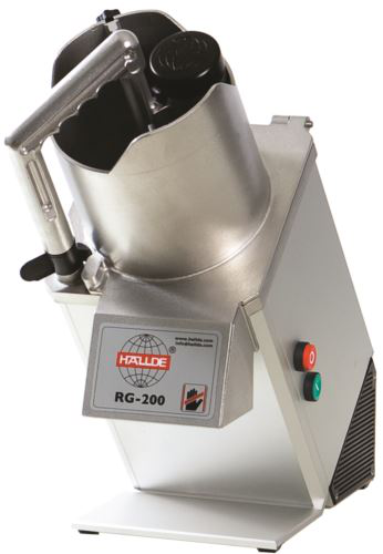 Hallde RG-200 Vegetable Preparation Machine 7kg/min