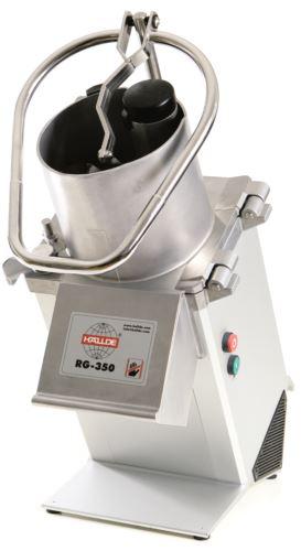 Hallde RG-350 Vegetable Preparation Machine 12kg/min