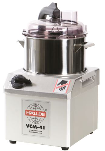 Hallde VCM-41 Vertical Cutter Mixer 4Lt