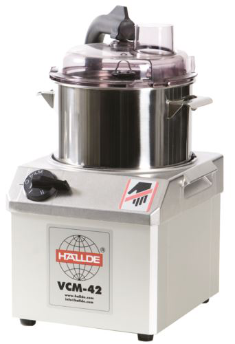 Hallde VCM-42-3PH Vertical Cutter Mixer 4Lt 3 Phase
