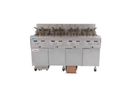 Frymaster 4FQG30U-NG Filterquick 4 Full Pot - Natural Gas