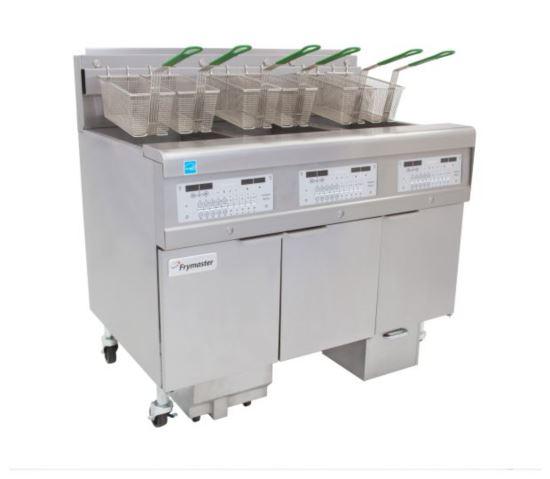 Frymaster 3FQG30U-NG Filterquick 3 Full Pot - Natural Gas