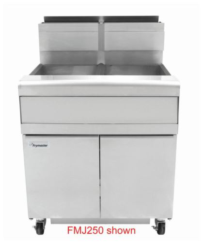 Frymaster FMJ350-NG Footprint Pro 3 x PMJ150 Fryer - Natural Gas