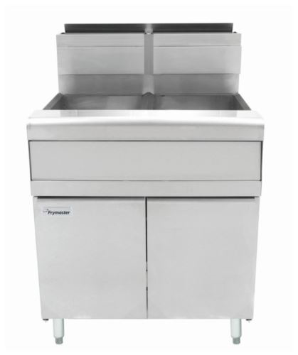 Frymaster FMJ250-NG Footprint Pro 2 x PMJ150 Fryer - Natural Gas