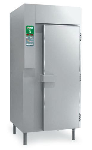 Tecnomac T20R110-USB Chill Rapid w/ 1Rational 201 Trolley Capacity