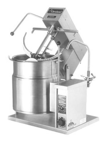 Cleveland MKET20T Electric Tilting Mixer Kettle 80L w DPK