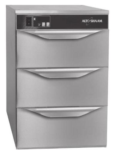 Alto-Shaam 5003DN Halo Heat 3 x Drawer Warmer Narrow Version