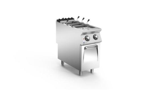 Mareno ANPC94G-NG 90 Series 400mm Wide Gas Pasta Cooker Nat Gas No Baskets