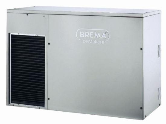Brema C300A Modular Cuber Head. No Bin. Up To 300kg Production. Cone Shape 13G Ice Cub