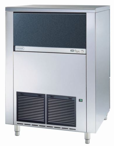 Brema CB1265A Ice Maker With Internal Storage Bin. Up To 130kg Production. Cone Shape 13G