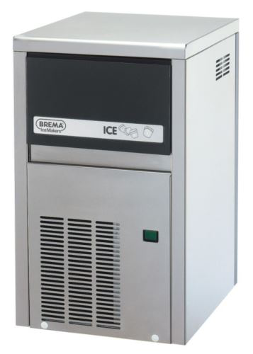 Brema CB184A Ice Maker With Internal Storage Bin. Up To 21kg Production. Cone Shape 13G