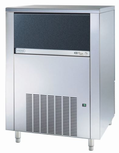Brema CB1565A Ice Maker With Internal Storage Bin. Up To 155kg Production. Cone Shape 13G