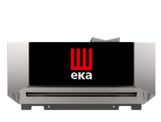 TecnoEKA MKKC 610 C Condensation hood for 6 and 10 Tray Compact oven