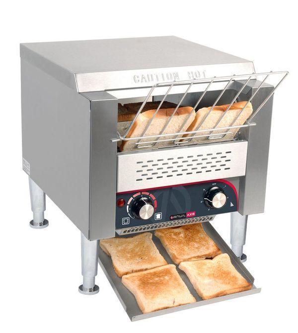 Conveyor Toaster 2 Slice Wide
