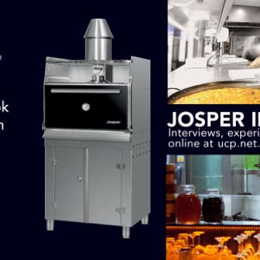 Josper Charcoal Oven Demonstration