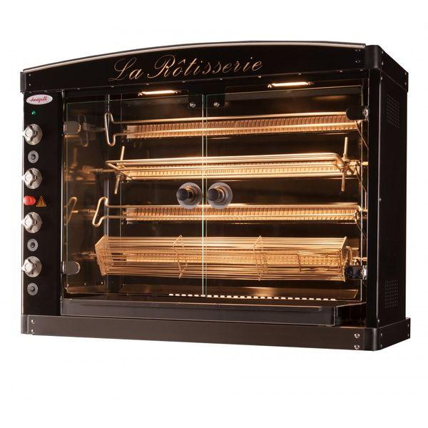Doregrill MAG4-G-WW Traditional Gas Rotisserie