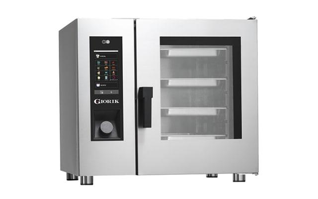 Giorik SEHG061WT 6 Tray GAS Combi Oven