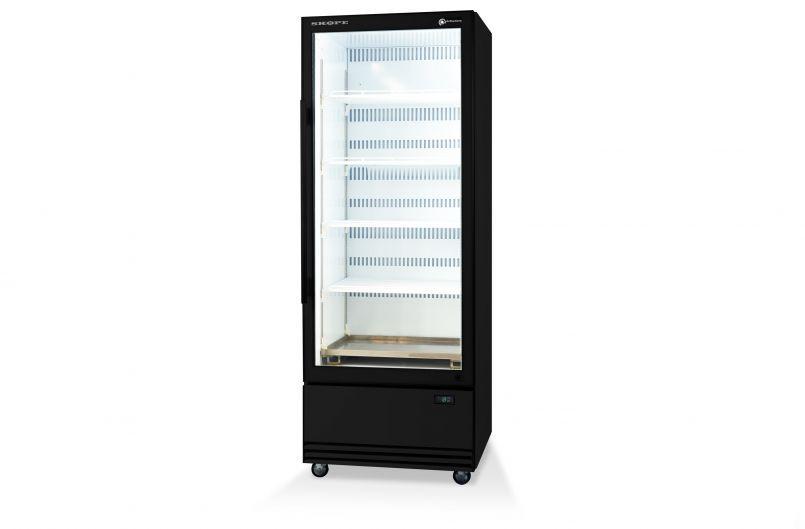 Glass Single Door Display or Storage Fridge