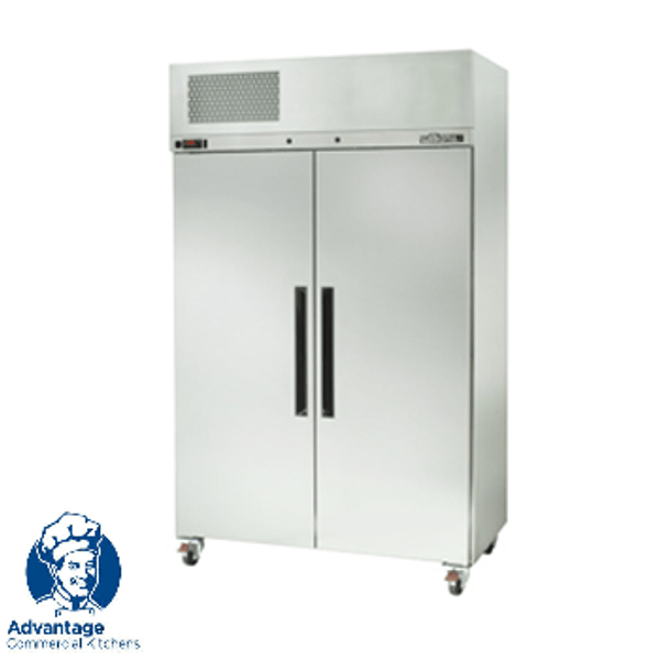 Williams LPS2GDCB Pearl 2 Door Upright Freezer