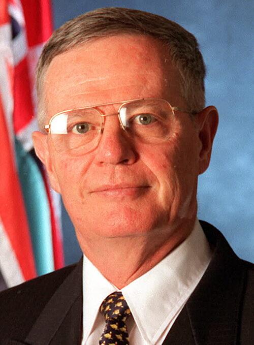 Professor Admiral Chris Barrie, AC, RAN (Ret'd)