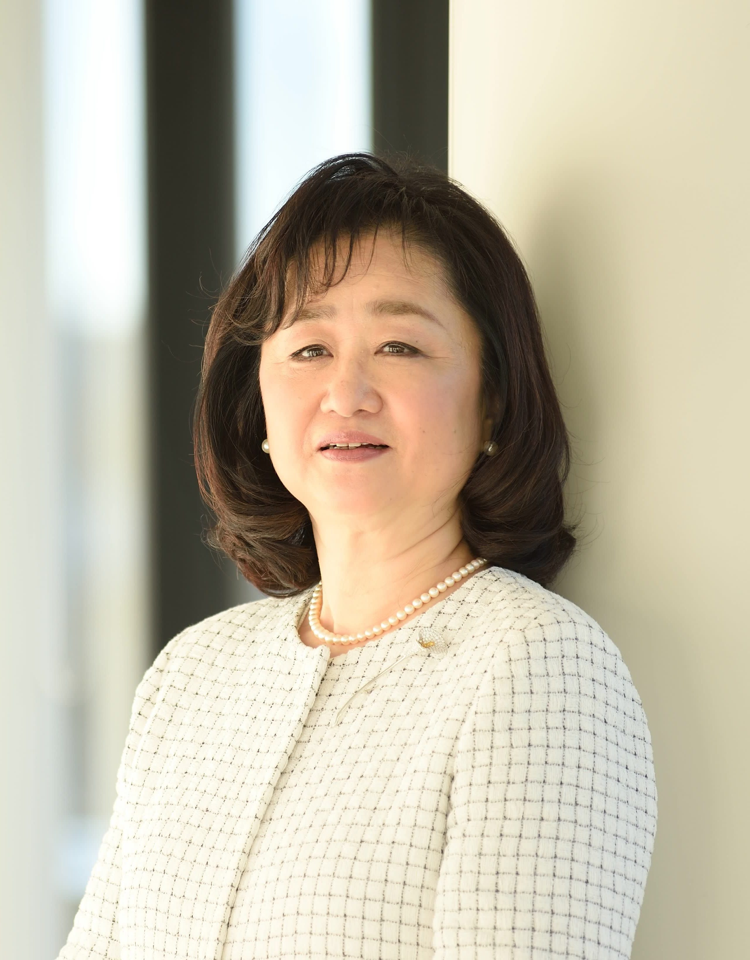 Professor Akiko Fukushima