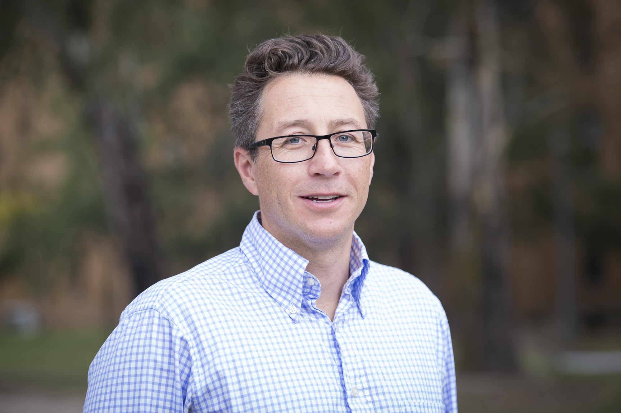 Professor Nick Bisley