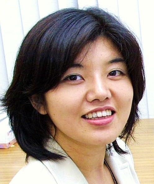 Professor Midori Okabe