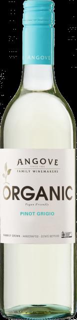 Angove Organic Pinot Grigio